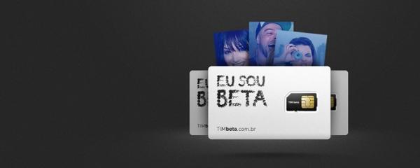 Tim Beta (Imagem: divulgação)