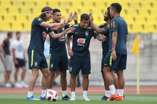 Sérvio da final da Champions apitará partida entre Brasil e Bélgica