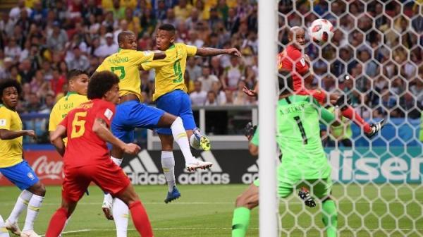 Brasil perde para Bélgica e dá adeus a Copa do Mundo