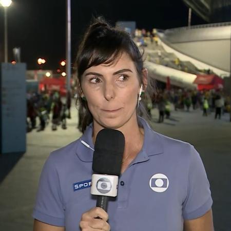 Glenda chora ao vivo e revela desespero da mãe de Fernandinho: