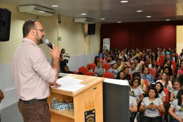 Secretaria de Educação promove 5º Seminário Municipal do PNAIC