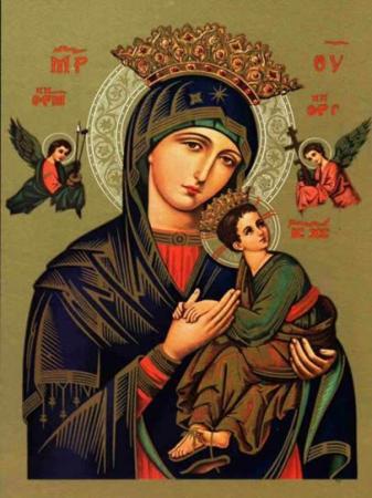 Demerval Lobão | Participe das pré-novenas dos festejos de Nossa Senhora do Perpétuo Socorro!