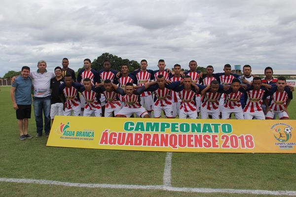 CRA-Angicos vence Guarani nos pênaltis e é campeão do Campeonato Aguabranquense 2018; imagens