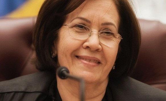 Presidente do Superior Tribunal de Justiça (STJ), ministra Laurita Vaz (Imagem: Divulgação)