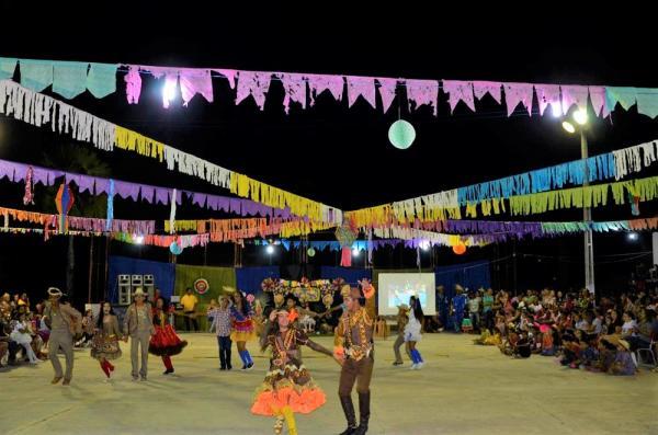 Secretaria de Educação de Angical promove Arraiá das escolas da rede municipal de Ensino; imagens