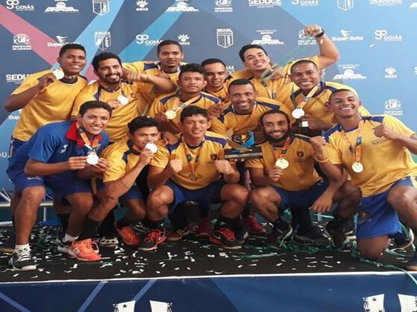Time de handebol piauiense busca título inédito em campeonato