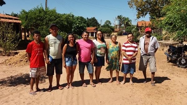 Prefeitura de Agricolândia construirá calçamento na comunidade Buraco D'água