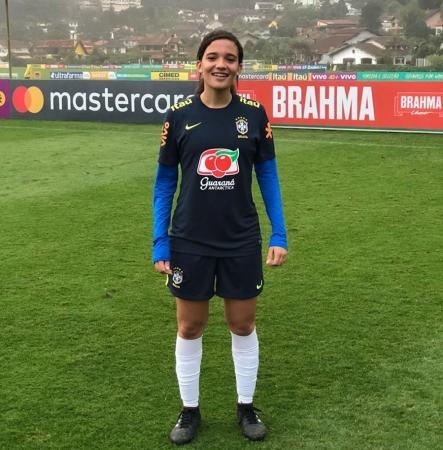 Piauiense chega a África do Sul para jogar pela Seleção sub-17