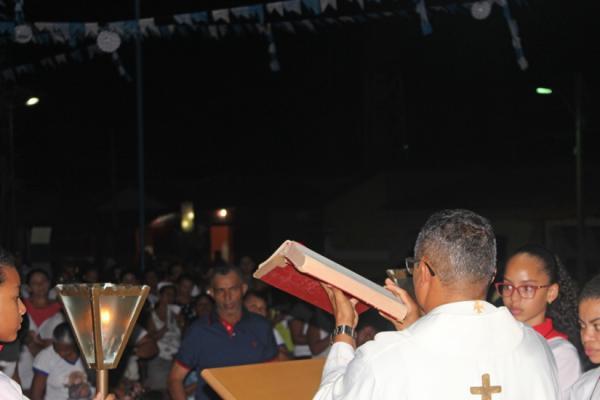 Abertura dos festejos de Nossa Senhora do Perpétuo Socorro em Passagem Franca do Piauí