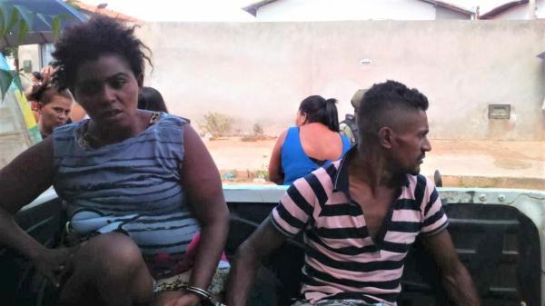 Bebê chora até a morte e pais são presos suspeitos de maus tratos na zona sul de Teresina