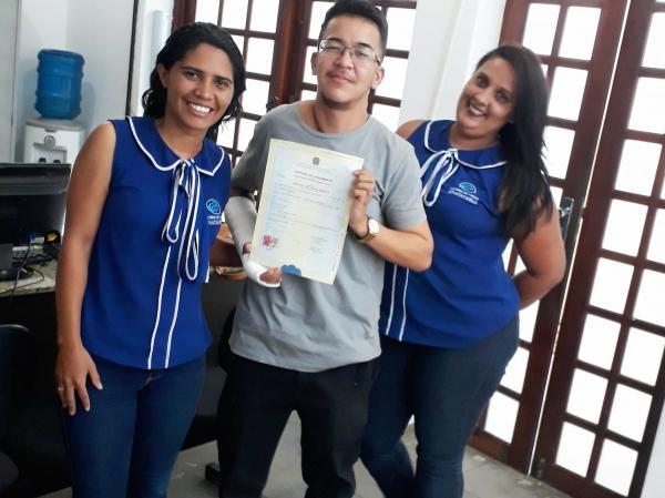 No Piauí,piripiriense é o primeiro homem trans a mudar nome e gênero no registro civil