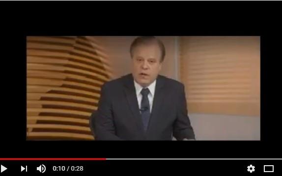 TV Globo pede desculpas por errar em matéria sobre o senador Ciro Nogueira; vídeo