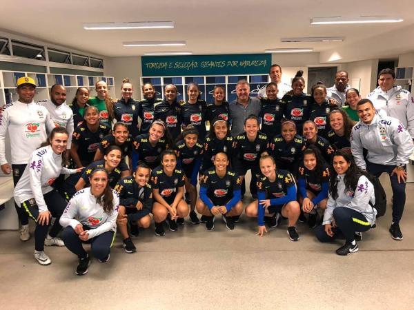 Piauiense faz dois gols e vira titular na seleção brasileira sub-17