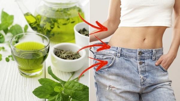 2 receitas de Chá Verde Para Perder Peso