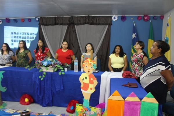 Secretaria Municipal de Educação e Cultura de Passagem Franca do Piauí realizam o VI SEMINÁRIO DO PNAIC
