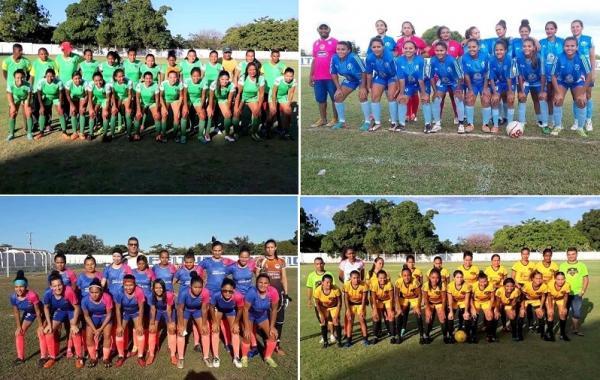 2ª Copa de Futebol Feminino do Médio Parnaíba conhecerá os finalistas neste final de semana; veja resumo da competição