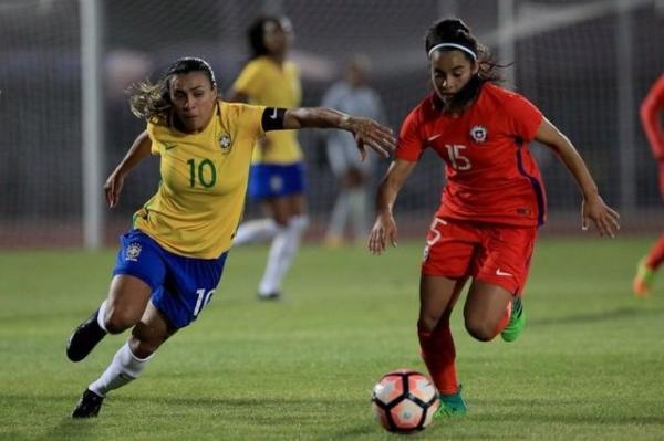 Marta busca hexa e Neymar está fora da lista dos melhores