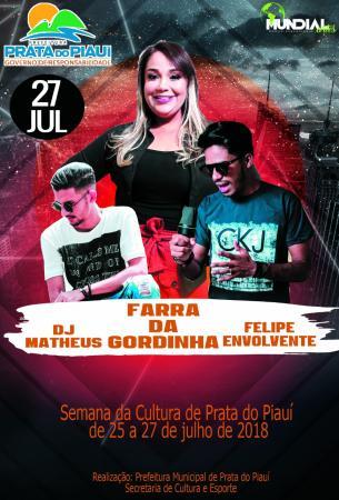 Prefeitura Municipal de Prata do Piauí realiza II Semana da Cultura