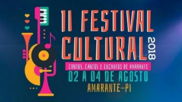 Prefeito Diego Teixeira convida para programação do aniversário de 147 anos de Amarante; confira
