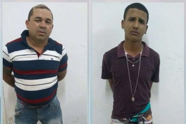 Em Regeneração, PM cumpre mandado de prisão durante festa de reggae; um segundo homem foi preso por tráfico
