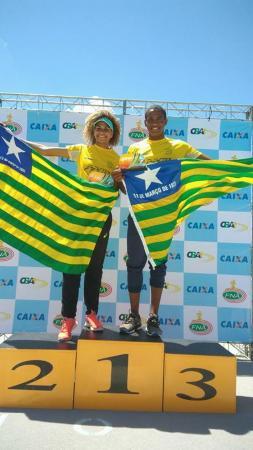 Piauienses quebram records no Troféu Norte/Nordeste de atletismo