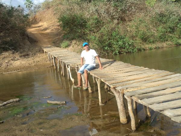 Encontro dos rios  Poty e Sambito, um espetáculo ameaçado