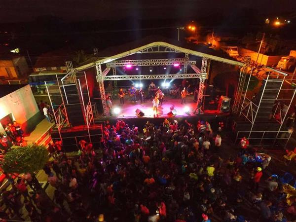 Prata do Piauí   Semana Cultural é encerrada com grande show