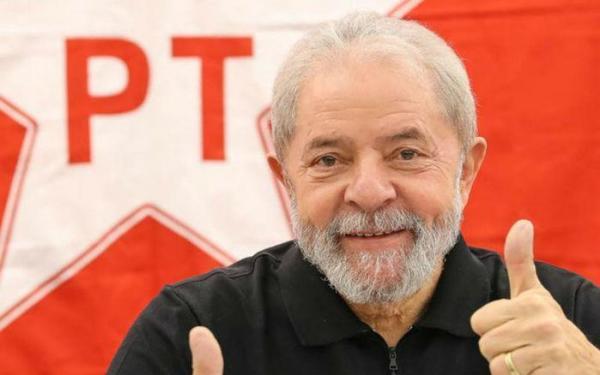 Lula envia carta para Cinthia Lages confirmando candidatura