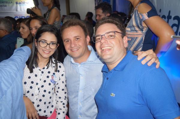 Prefeito Júnior Bill participa de Convenção Estadual do Progressista  e partidos aliados