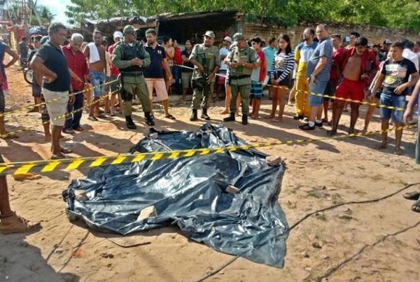 No Piauí, homem é morto pelo primo a golpe de faca em discussão após bebedeira