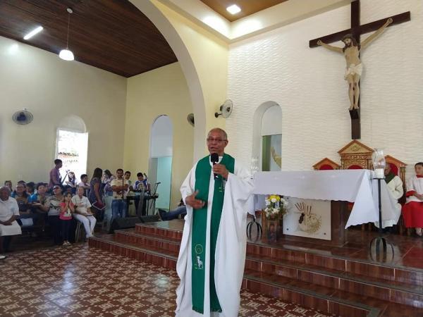 Paróquia de Demerval Lobão se prepara para receber a visita de Santa Cruz dos Milagres