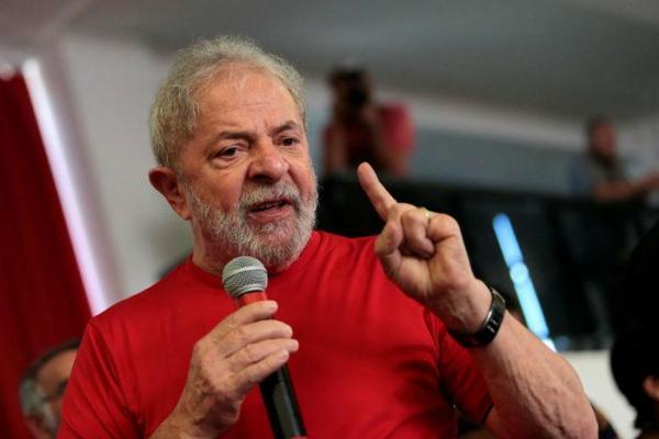 Defesa de Lula desiste de recurso no STF para suspeder prisão