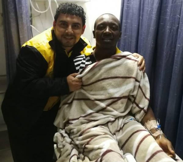 Ex-jogador do River-PI sofre hipotermia aguda em campeonato boliviano