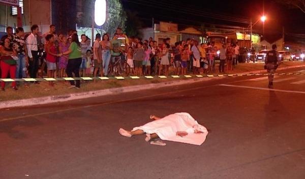 Idoso morre após ser atropelado por ônibus durante caminhada em Teresina