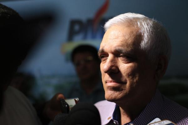 Deputado Themístocles Filho (Imagem: Lucas Dias do GP1)