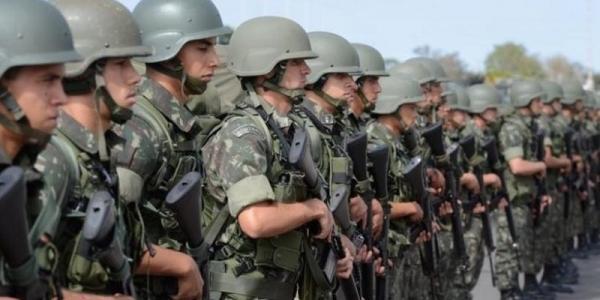 Cidades do Médio Parnaíba e outros municípios piauienses irão receber tropas federais nas eleições deste ano; veja relação