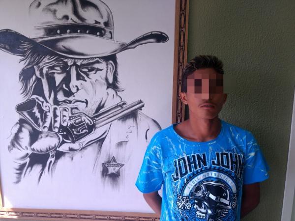 Polícia Civil de Piripiri prende mais um assaltante e realiza transferências de presos da