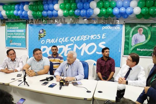 Chapa de Elmano terá três candidatos ao Senado e encerra impasse com aliados