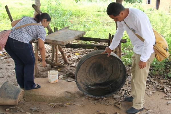 Água Branca Livre da Dengue: 93,75% dos imóveis estão livres de foco do mosquito