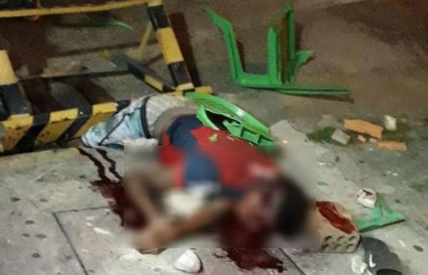 Homem é agredido após esfaquear ex-namorada em Teresina