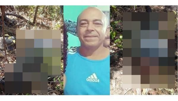 PM aposentado é encontrado morto após sair para caçar e cair de 'espera' na zona rural de Agricolândia