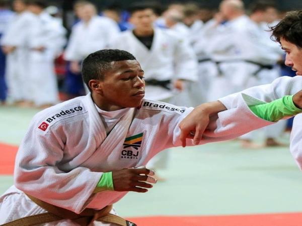 Judoca piauiense não consegue medalha no Troféu Brasil Interclubes