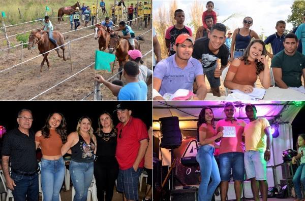 Corrida de cavalos do povoado Brejão município de Barro Duro reuniu competidores de várias localidades; imagens