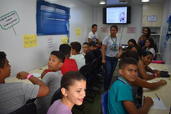 Beneditinos | Feira da Cidadania leva um mutirão de serviços gratuito para população