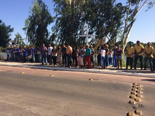 SEMDAS promove ação social no bairro São Cristovão