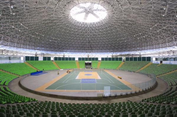 Ginásio Verdão vai sediar os Jogos Escolares Piauienses 2018