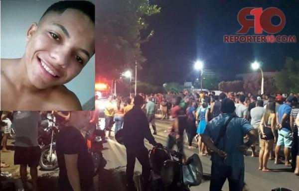 Jovem morre e outras quatro pessoas ficam feridas após acidente no Norte do Piauí