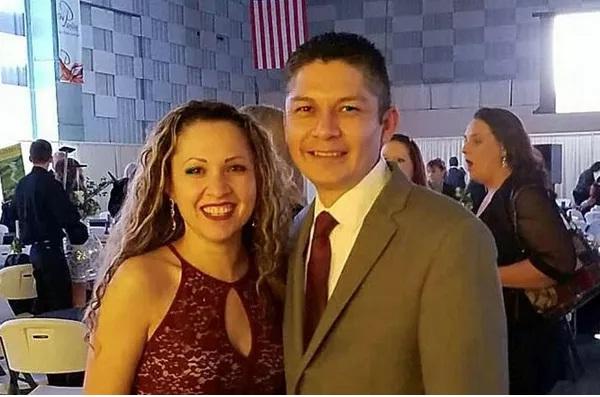 Juan Carlos Hernández Pacheco, que vive há mais de uma década ilegalmente nos EUA, foi preso por agentes de imigração e pode ser deportado do país (Foto: Reprodução/Facebook/ Juan Carlos Hernández Pacheco)
