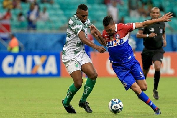 Copa do Nordeste: Altos perde para o Bahia por 3 a 0; veja os gols!