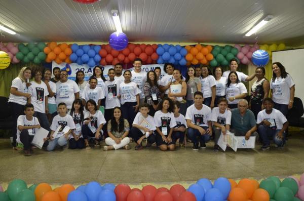 Prefeitura de Angical do Piauí promove I Fórum Comunitário do Selo UNICEF